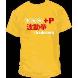 Camiseta Hadoken
