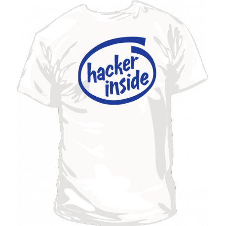Camiseta Hacker Inside