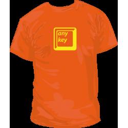 Camiseta Any Key