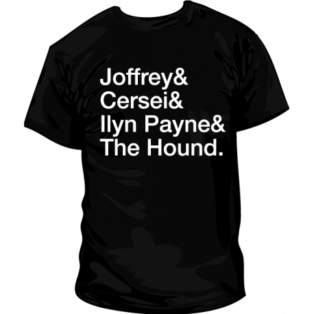 Camiseta Joffrey & Cia