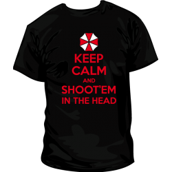 Camiseta Keep Umbrella Corp.