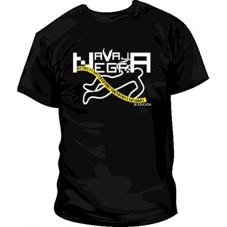Camiseta Navaja Negra 3ª Edición