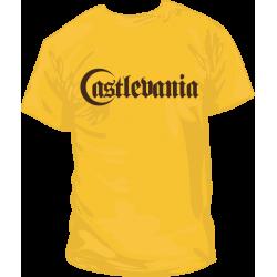 Camiseta Castlevania