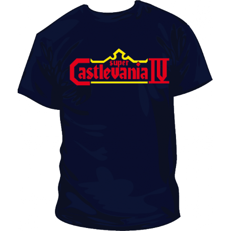 Camiseta Castlevania IV