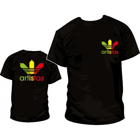 Camiseta Artistas