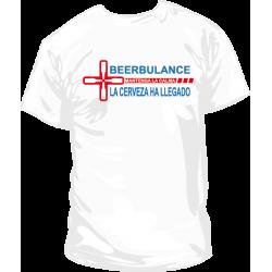 Camiseta Beerbulance