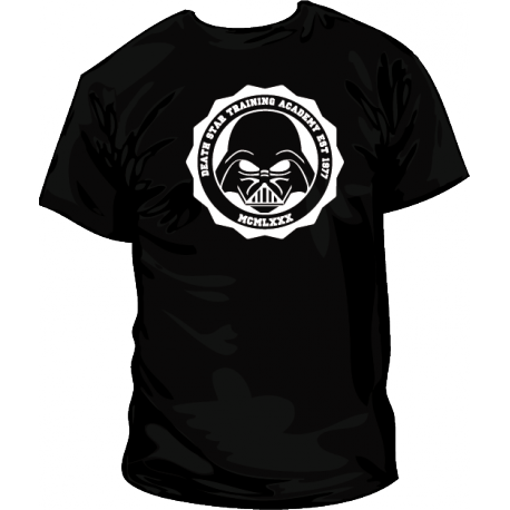 Camiseta Death Star Academy