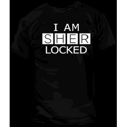 Camiseta Sherlocked