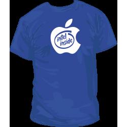 Camiseta Apple Intel Inside