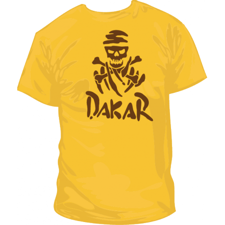 Camiseta Dakar