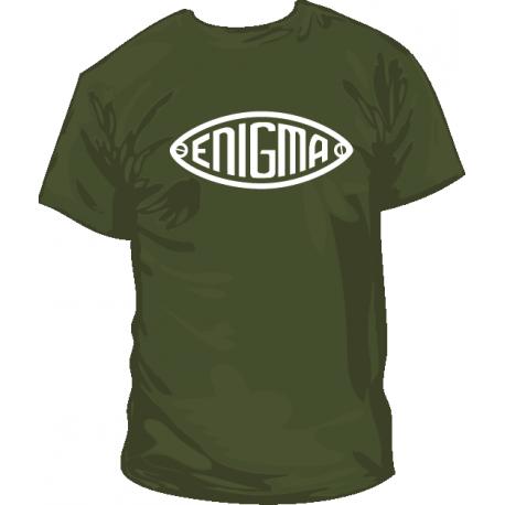 Camiseta Enigma