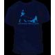 Camiseta Johnny Walk Her