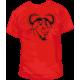 Camiseta GNU Head
