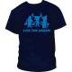 Camiseta Live The Dream