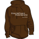 Sudadera Free Software Free Society