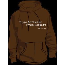 Sudadera Free Software Free Society