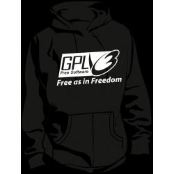 Sudadera GPL v3