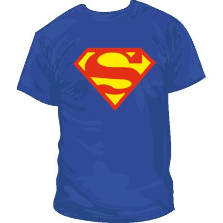 Camiseta Super Man