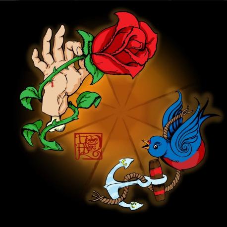 Mesa Sailor tatoo