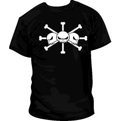 Camiseta Barba Negra