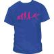 Camiseta Tenis Evolucion