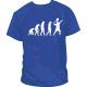 Camiseta Tenis Saque Evolucion