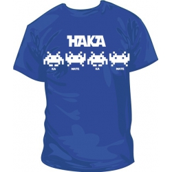 Camiseta HAKA - Invaders