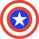 Taza Capitan America