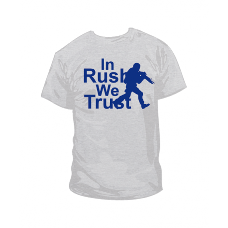 In Rush We Trust