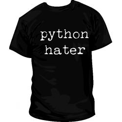 Python Hater