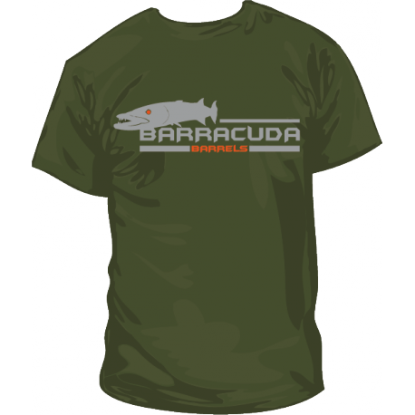 Barracuda Barrels