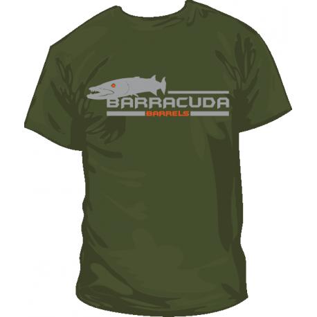 Barracuda Barrels