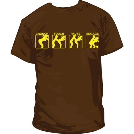 Camiseta Sex-Scrum
