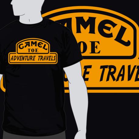 Camiseta Camel Toe