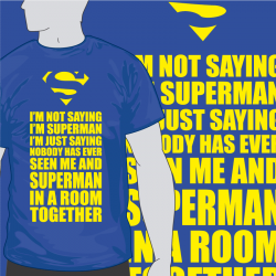I'm Not Superman