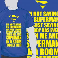 I'm Not Superman