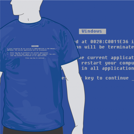 Error Windows Pantalla Azul