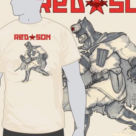 Batman Red Son [tak]