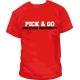 Camiseta Pick & Go