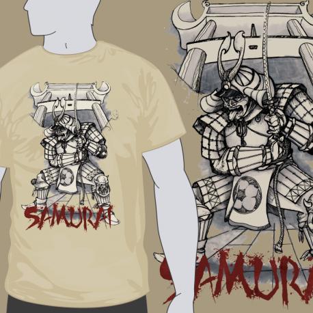 Samurai Tatoo [tak]