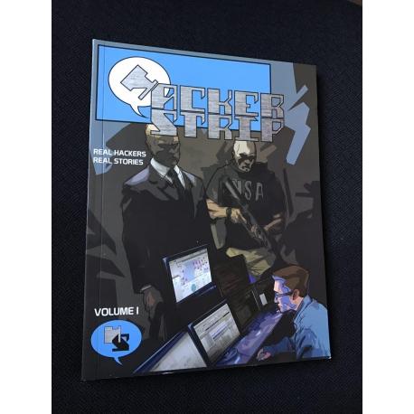 Comic Hacker Strip