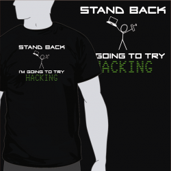 Stand Back I'm Going To Try Hacking [8equalsD]