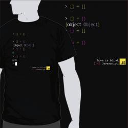 JS Love Is Blind [8equalsD]