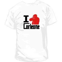 Camiseta I love Corleone