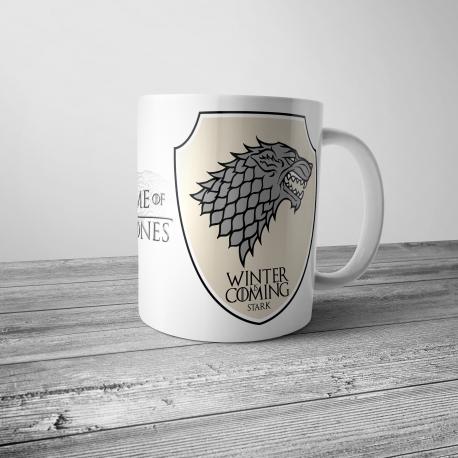 Taza Casa Stark [Zalo]