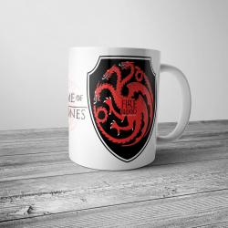 Taza Casa Targaryen [Zalo]