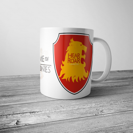 Taza Casa Lannister [Zalo]