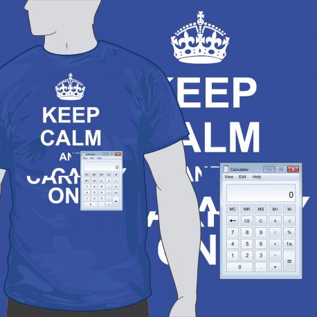 Keep Calc [8equalsD]