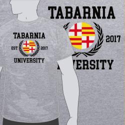 Tabarnia University [8equalsD]