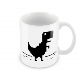 Taza Chrome Error TRex [Zalo]